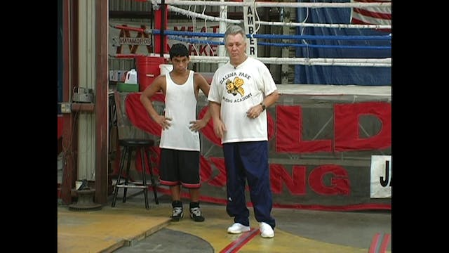 Becoming A Better Boxer Vol 1 with Kenny Weldon