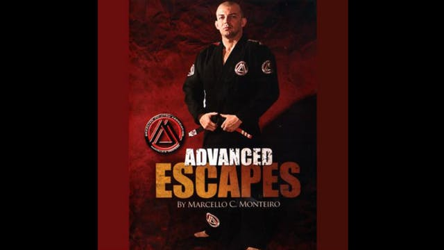 Advanced Escapes with Marcello Monteiro