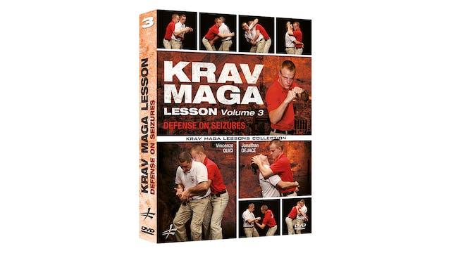 Krav Maga Lesson 3 Grab Defense