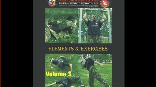 Systema Spetsnaz 3 Elements & Exercises