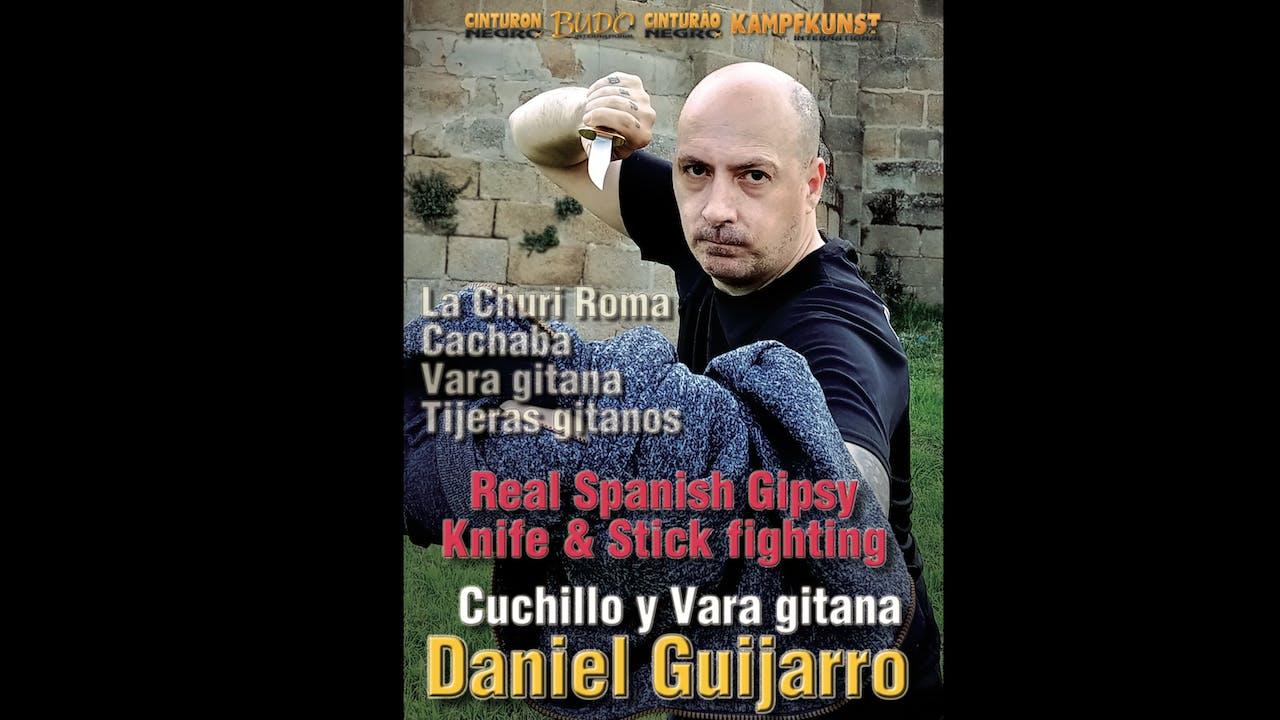 Spanish Gypsy Knife & Stick Fighting