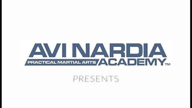 2 Israeli Jiu-Jitsu Series by Avi Nardia