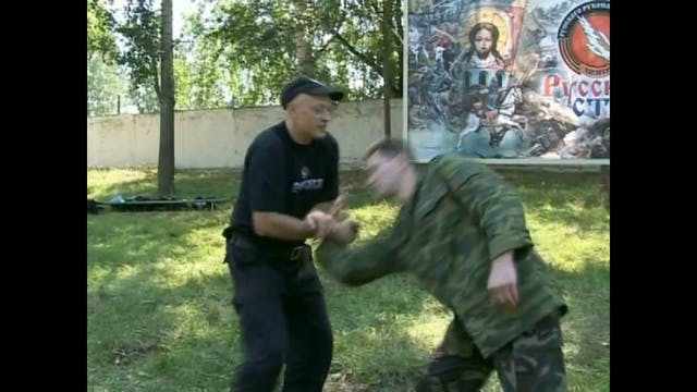 Systema Spetsnaz Vol 6 Knife in Close Combat by Vadim Starov