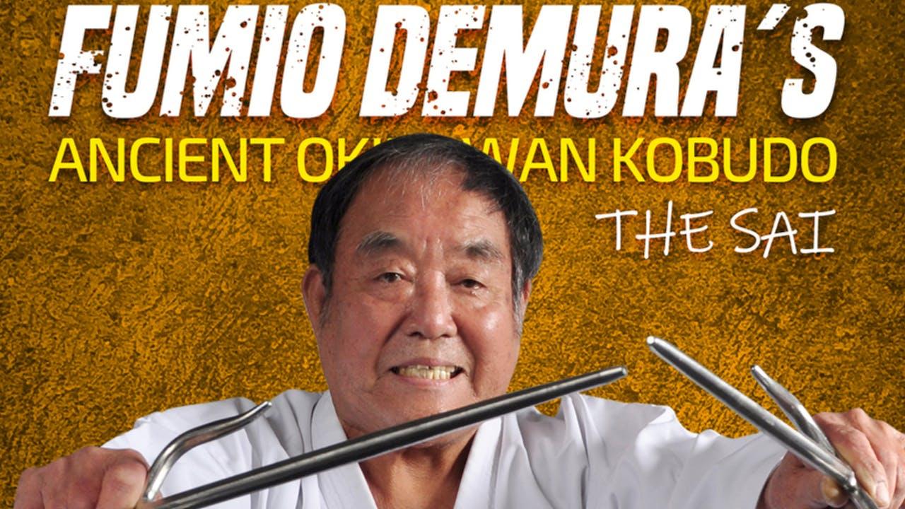 Okinawan Kobudo: Sai by Fumio Demura