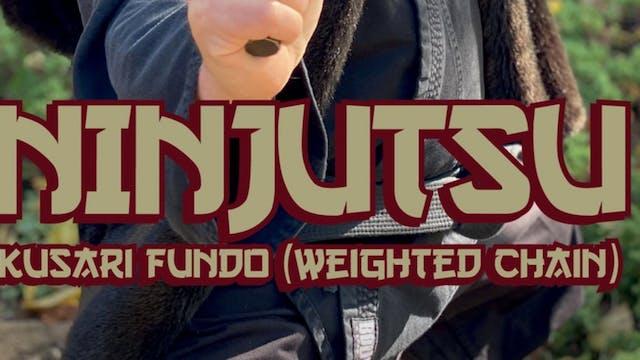 Ninjutsu Secrets 4 Kusari Fundo with Stephen Hayes