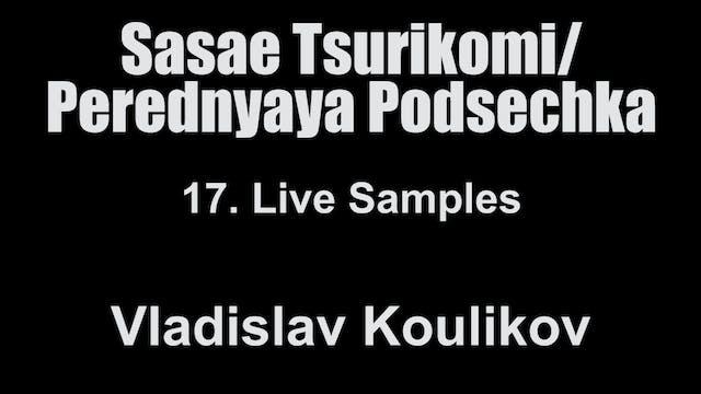 17. Live Samples - Vladislav Koulikov...