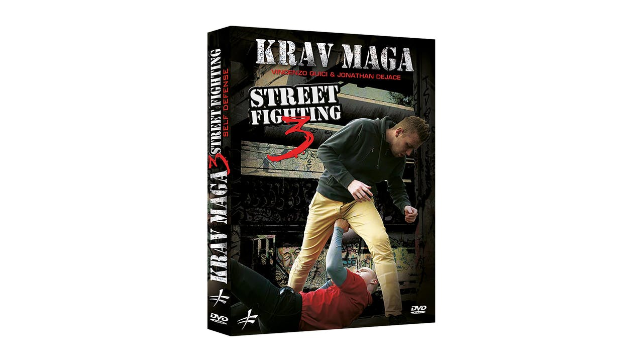 Krav Maga Self Defense Street Fighting Vol 3
