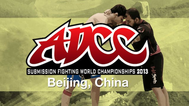 2013 ADCC World Champoionships