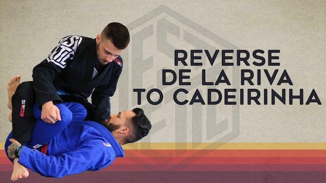 6. Reverse De La Riva to CD or The Jack-Caderinha