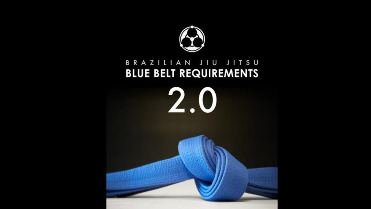 Blue Belt Requirements 2.0 by Roy Dean