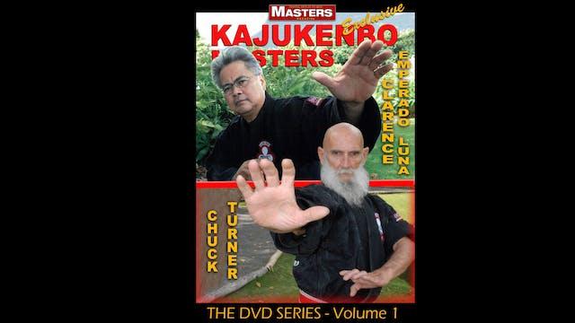 Kajukenbo Masters 1 Emerado Clarence &Chuck Turner