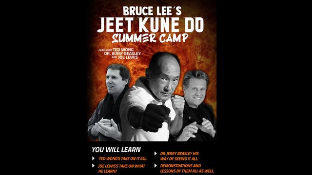 Bruce Lee's Jeet Kune Do Summer Camp