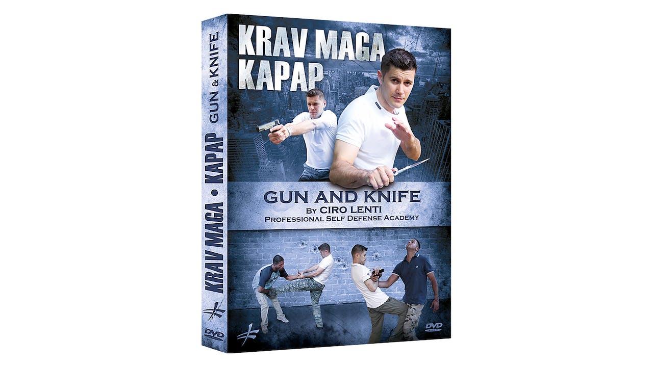 Krav Maga Kapap - Gun and Knife by Ciro Lenti