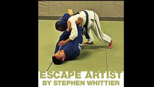 Escape Artist by Stephen Whittier