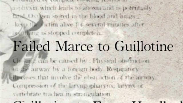 1 Failed Marce to Guillotine Darcepdi...