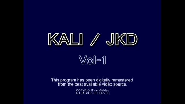 01022 Kali JKD 1 Ted Lucaylucay
