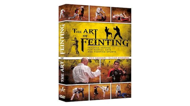 The Art of Feinting: Martial Arts Training Method