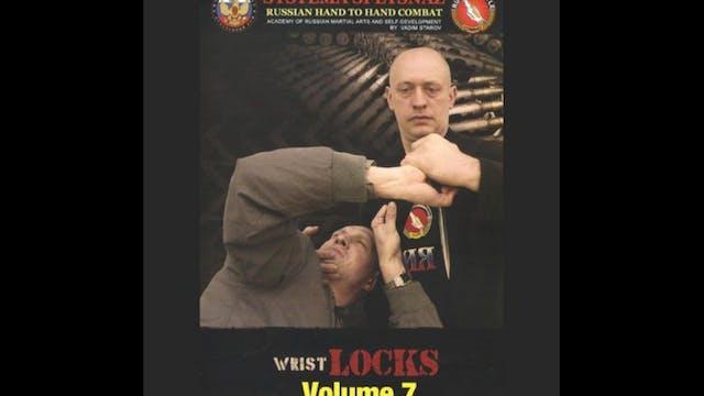 Systema Spetsnaz 7 Wrist Locks by Vadim Starov