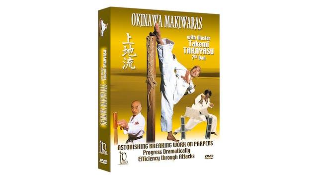 Okinawa Makiwara by Takemi Takayasu