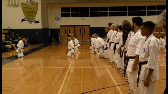 4 Mikio Yahara 1st USA Karate Seminar