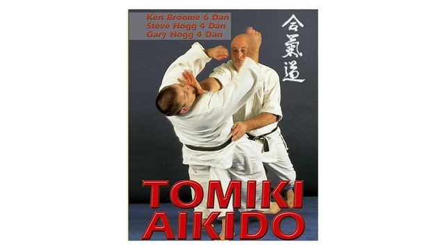 Tomiki Aikido with Ken Broome
