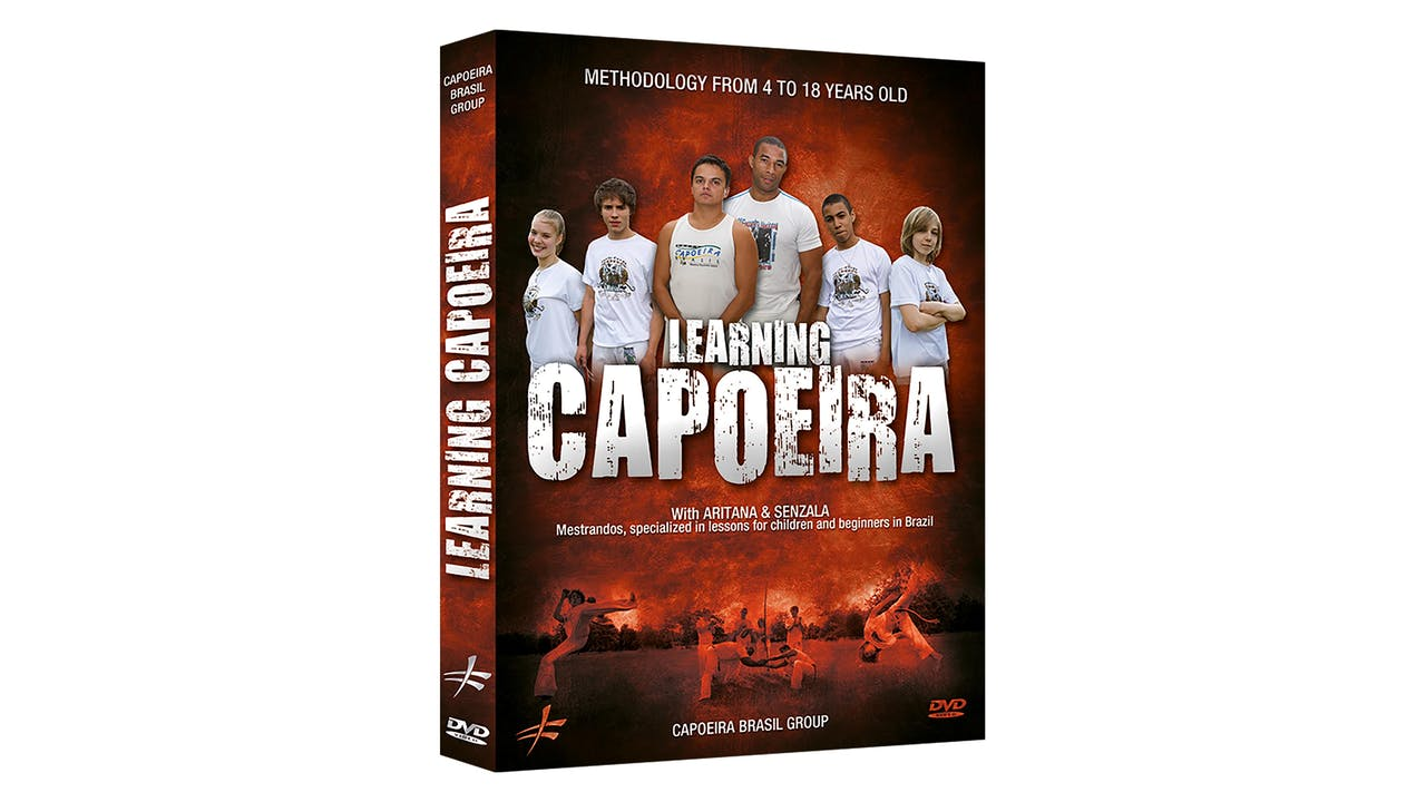Learning Capoeira Methodology from 4 -18 Years Old