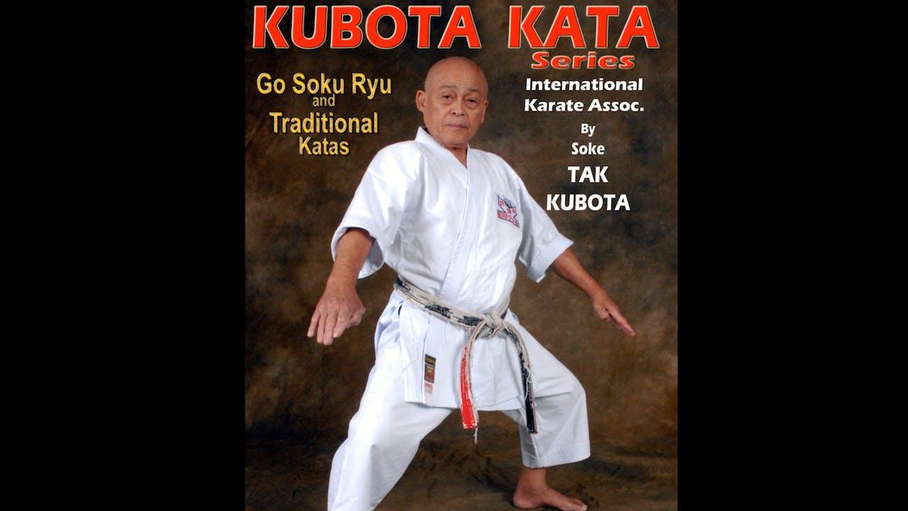 Kubota Kata Series by Tak Kubota