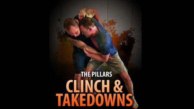 Pillars Clinch & Takedowns by Stephen Whittier