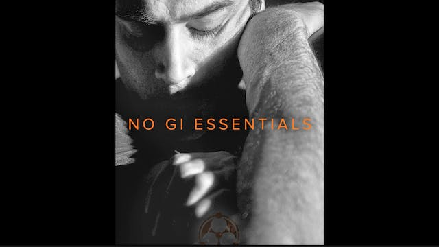 Submission Grappling: No Gi Essentials by Roy Dean