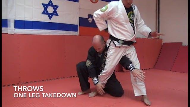 5 Israeli Jiu-Jitsu Series by Avi Nardia