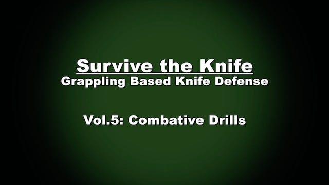 Bjorn Friedrich Survive the Knife 5
