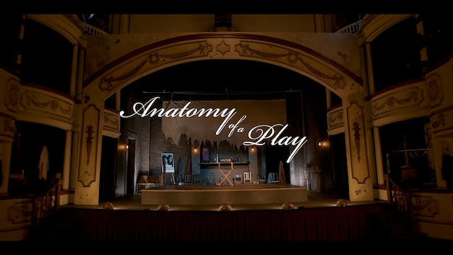 Prologue: Anatomy of a Play