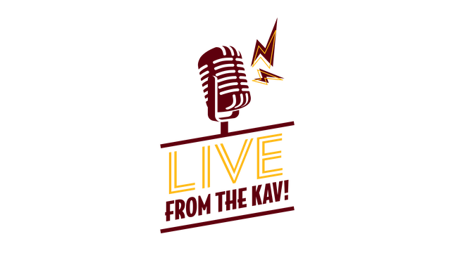 LIVE: FROM THE KAV - LET CHI ENTERTAIN YOU