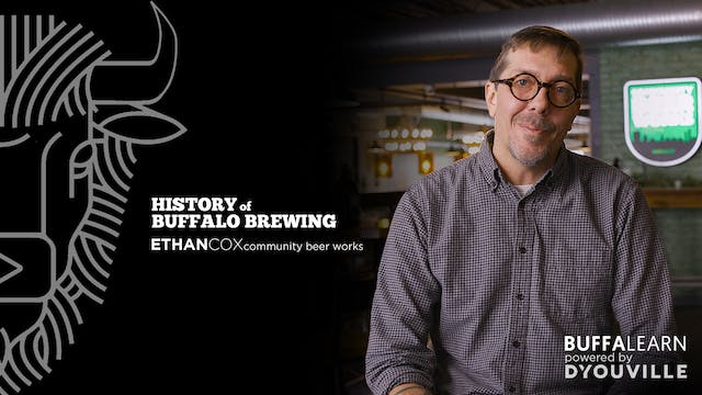 History of Buffalo Brewing