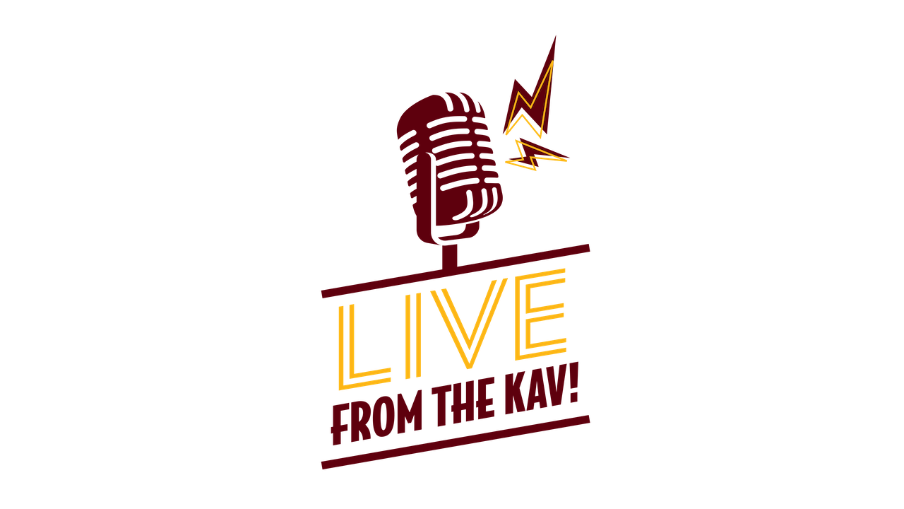 LIVE: AT THE KAV!! w/ John Fredo & George Caldwell