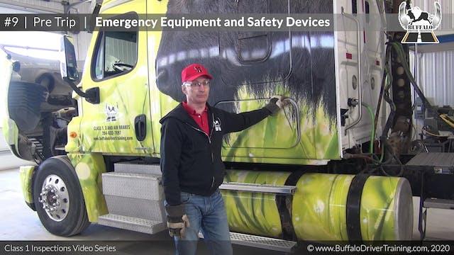 09. Pre Trip - Emergency Equipment an...