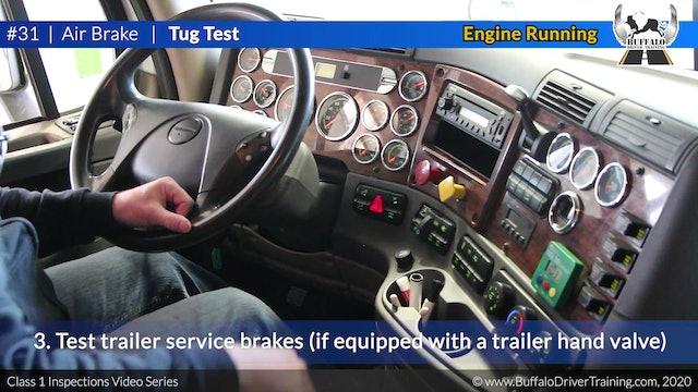 A7. Air Brake - Tug Tests