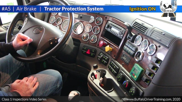 A5. Air Brake - Tractor Protection System