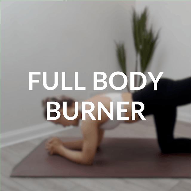 Full body burn | 40 mins