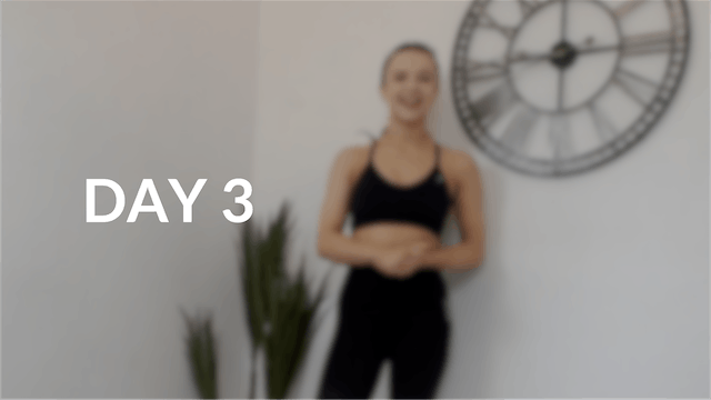 28 day Intro to Pilates | Day 3