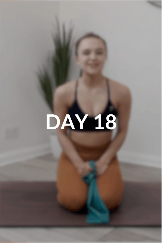 28 day Introduction to Pilates | Day 18