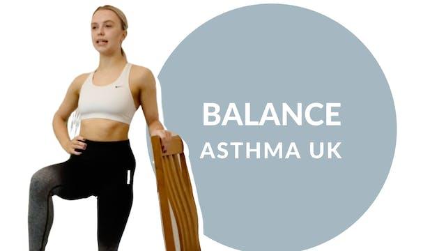 Asthma UK Chair based Pilates | Sessi...