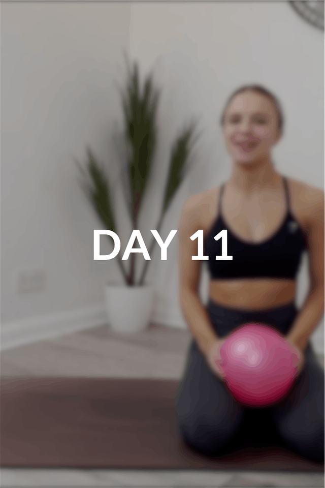28 day Intro to Pilates | Day 11