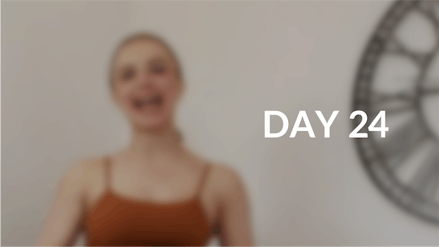 28 day Intro to Pilates | Day 24