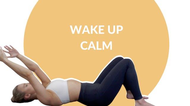 Wake Up Calm | 15 mins