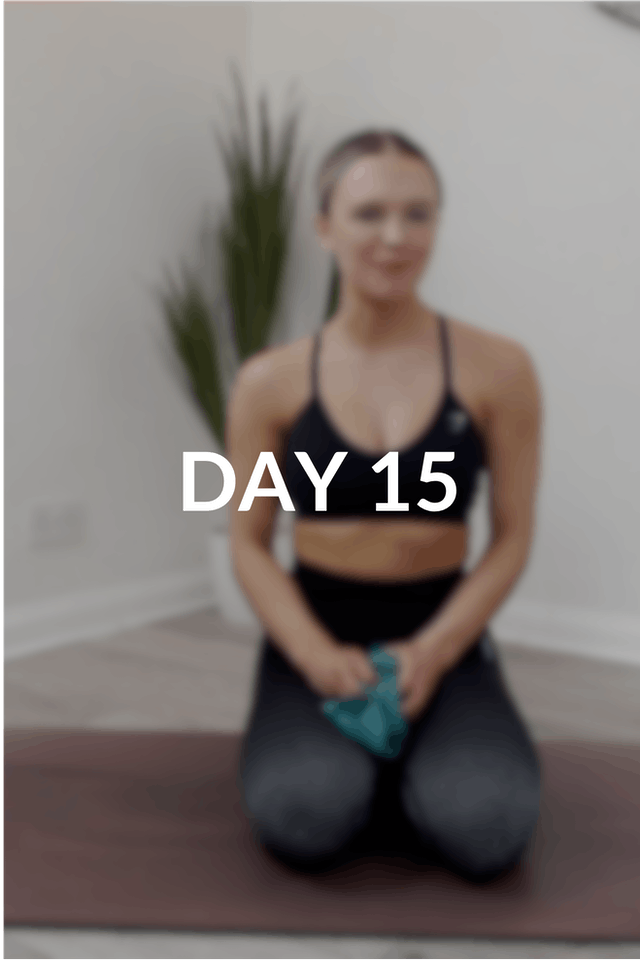 28 day Introduction to Pilates | Day 15