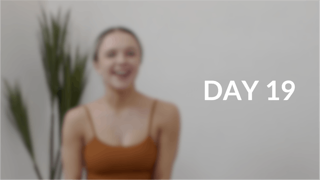 28 day Introduction to Pilates | Day 19