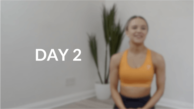 28 day Intro to Pilates | Day 2