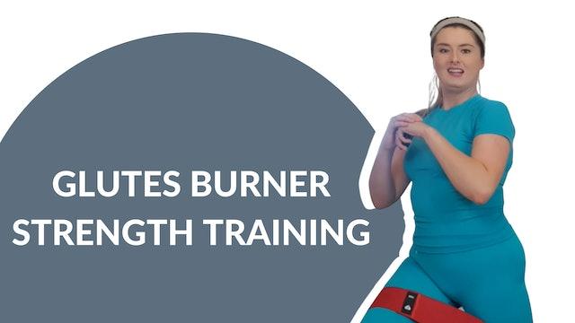 Glutes Burner | Strength Training | 20 mins