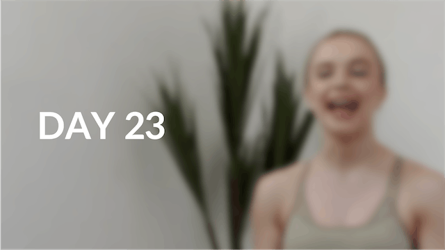 28 Day Intro to Pilates | Day 23